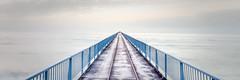 Wharf Bridge (Nicolas Reggiani) Tags: wharf hdr bassindarcachon latestedebuch lasalie