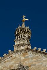 2013-11-12 Bell tower of Como's Duomo. Torre campanaria del Duomo di Como. (omar.flumignan) Tags: como campanile duomo ef24105lisusm canon7d duomoofcomo comosbelltower campaniledelduomodicomo