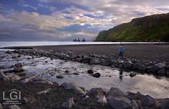 Reynisdrangar (Gunnar Ingimarsson) Tags: ocean stones pillars drangar steinar vk strnd reynisdrangar mrdalur gunnaringimarsson