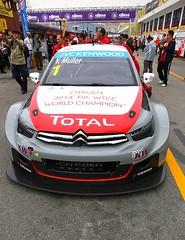 WTCC FIA 2014 Guia (koucm) Tags: girl car grand racing prix macau guia 2014 wtcc 61th