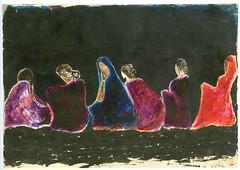 Rabindranath Tagore_185 (Evgeny Zhivago) Tags: art kolkata bengal calcutta primitivism nobelprize tagore indianart rabindranathtagore    nobelprizeinliterature    nobelprisetilitteratur    rabindrabhavan mongpu  tagorepaintings    rabindranathtagorepaintings rabindraparishad