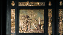 Ghiberti, Gates of Paradise, Creation panel