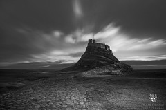 """the holy land"" (Allan England ~ Photography) Tags: longexposure bw motion castle clouds landscape mono allan blackwhite movement nikon northumberland northumbria nikkor northeast holyisland lindisfarnecastle landscapephotography northeastengland nikondslr northeastofengland leefilters nikond600 hitechfilter nikonuk hitechfilters nikonafs2470mmf28 lee09hardgrad allanengland hitech10stopfilter hitechfiltersystem manfrotto494rc2ballhead allanenglandphotography manfrotto055xdb3sectionaluminiumtripod wwwallanenglandcom allanenglandcom allanenglandlandscapephotographer"