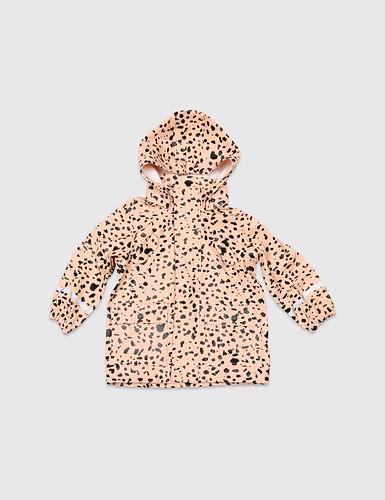 Spot Rain Jacket Pink