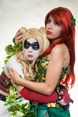 2014-11-16 - Brasil Comic Con - 0446 (cosplusup) Tags: brazil brasil dc comic cosplay ivy harley batman quinn paulo poison so catwoman con cosplayers sirens gothan