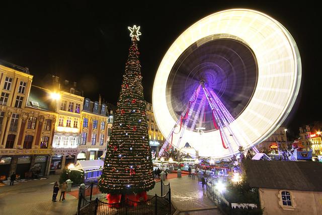 Place du Général de Gaulle - Lille (France)