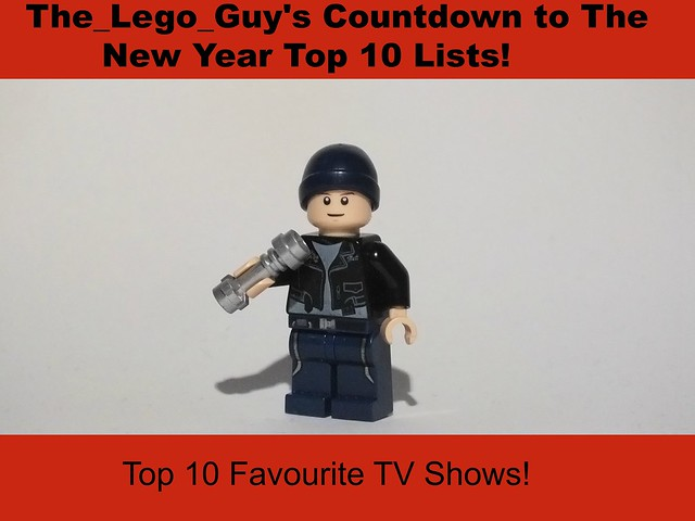 The_Lego_Guys Countdown to The New Year Top 10 Lists! TV Shows