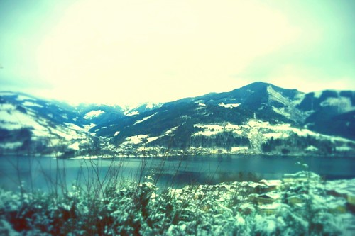 Winter in Zell am See