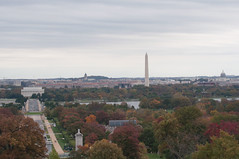 View from Arlington (SBGrad) Tags: nikon uscapitol lincolnmemorial nikkor washingtonmonument 2014 alr d90 70300mmf4556gvr