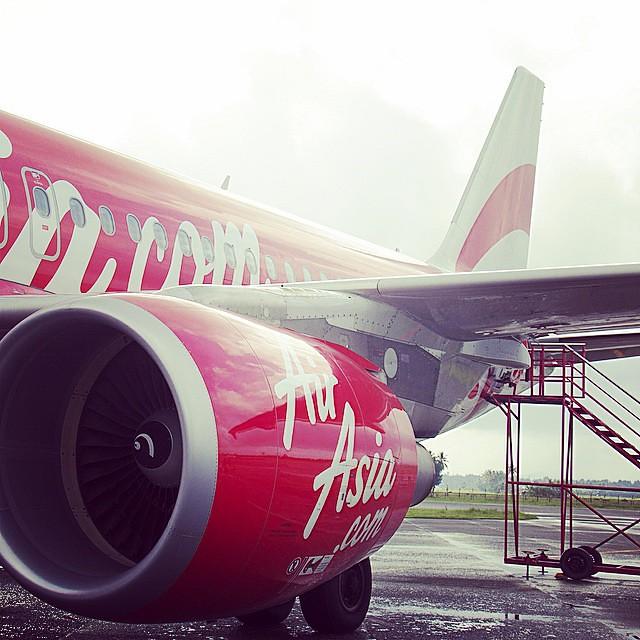 #philippines #Kalibo #airport @airasia #plane