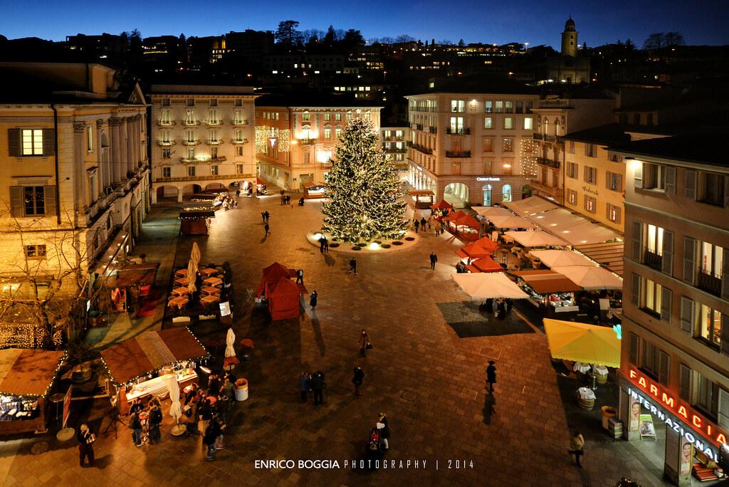 Decorazioni Natalizie Lugano.The World S Best Photos Of Lugano And Natale Flickr Hive Mind