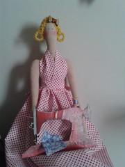 20140307_133820 (Solange Gil (Panos e Paninhos)) Tags: bonecas dolls patchwork tilda tildas