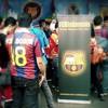 Lokasi Nobar: Booth Barcelona Penya Indobarca @penyaindobarca di #SportsRace2014 bareng @bolanewscom @tabloidbola @gandariacity