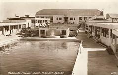 Parkins Plemont Bay Holiday Camp, Jersey (trainsandstuff) Tags: vintage retro jersey pontins holidaycamp plemontbay pontinsplemontbay fredpontin parkinsholidaycamp stanleyparkin