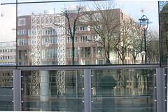 Reflexionen-das Dortmunder Rathaus