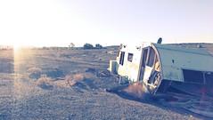 Derelict camper 3 (keane.gruending) Tags: california desert deathvalley rv camper mojavedesert abandonedbuildings