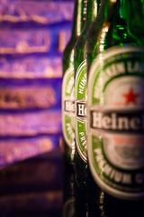 Heineken (miguel_lorente) Tags: beer bar night heineken noche andaluca spain pub bottles sony cerveza sigma andalusia crdoba botellas 30mmf28 nex3n