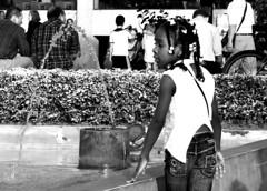 afropereirana (JeanPoRamirez) Tags: byn blancoynegro mujer afro niña morena pereira afrocolombia afrocolombiana pereirana afropereirana