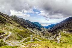 0441 - Romania, Transfagarasan Highway HDR (Barry Mangham) Tags: road landscape highway romania winding hdr photomatix transfagarasan