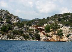 Turcja - Rzeka Dalyan (tomek034 (Thank you for the 950 000 visits)) Tags: turkey turkiye dalyan rzeka turcja