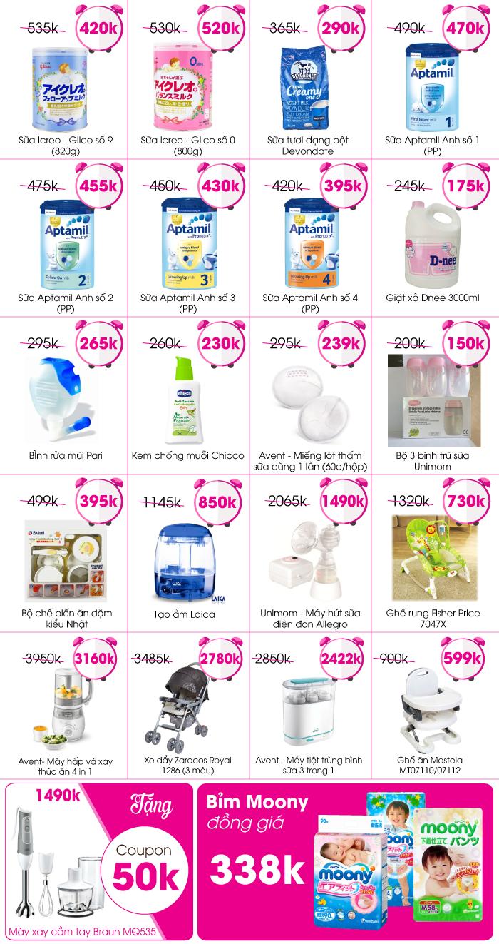 Lucky Friday: List sản phẩm giá vàng Online Thứ 6 ( 20/05/2016 )