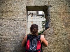 (Jake Bellavance: Photo Enthusiast) Tags: travel summer canada abandoned girl