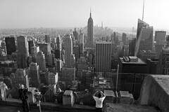 Top Of The Rock (hannatornblom) Tags: new york nyc newyorkcity ny newyork nikon topoftherock nikon1 nikon1j5