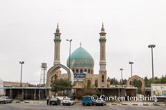 Qom (10b travelling) Tags: persian asia asien iran middleeast persia mosque asie iranian 2014 qom neareast ghom moyenorient naherosten mittlererosten tenbrink carstentenbrink westernasia iptcbasic 10btravelling