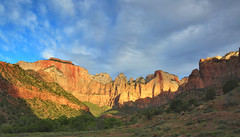 Zion Canyon (CliveDodd) Tags: park usa utah canyon national zion