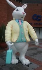 (sftrajan) Tags: colombia bogot shoppingmall easterbunny chapinero easterrabbit centroandino