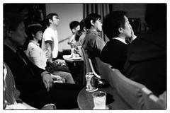 Otomo Yoshihide/Yasuhiro Yoshigashi/Hiroshi Yamazaki @ Shinjuku Pit Inn, Tokyo, 27th April 2016 (fabiolug) Tags: leica people blackandwhite bw music monochrome 35mm drums tokyo blackwhite concert shinjuku audience guitar live gig livemusic performance rangefinder summicron improvisation trio pitinn improv monochrom biancoenero electricguitar leica35mm leicam 35mmsummicronasph otomoyoshihide leicasummicron summicron35mmf2asph  35mmf2summicronasph summicronm35mmf2asph mmonochrom leicammonochrom leicamonochrom shinjukupitinn yasuhiroyoshigashi hiroshiyamazaki