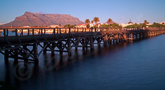 DSC_5340 (Sassaker2010) Tags: southafrica capetown woodenbridge tablemountain milnerton woodbridgeisland milnertonlagoon