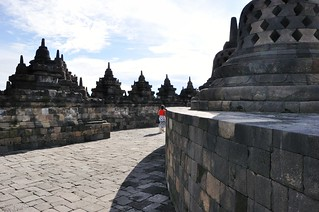borobudur - java - indonesie 41