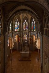 Interior del Palacio Episcopal de Astorga (Moncoll) Tags: len astorga