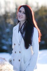 Bri Feb 17 16-0036 (MoPhotos Photography) Tags: portrait canada cold smile nikon coat breath brunette d7100