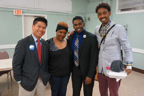 160229 African American Candidate Forum