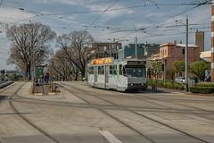 A252 Route 112 (Dermis50) Tags: tram aclass a252 stvincentshospitalstop