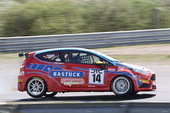 FORD FIESTA ST (ronaldligtenberg) Tags: auto park ford cup car sport st racetrack racecar speed drive track fiesta racing driver circuit zandvoort dtc motorsport autosport 2016 carracing racedriver cpz deutshe pinksterraces toerenwagen