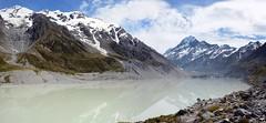 Hooker Lake (PacotePacote) Tags: hookerlake newzealand canterbury mountcook nuevazelanda mountain montaa lago lake glaciar glacier