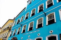 Casa de Jorge Amado (Pelourinho) Salvador - Bahia - Brasil. (tiagocaldas7) Tags: color colors cores bahia salvador cor pelourinho centrohistorico jorgeamado casadejorgeamado bbmp
