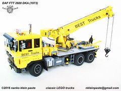 publicatie - 1 (nkle) Tags: lego bricks technic functions towtruck 2600 pf daf