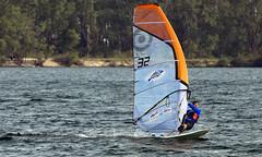 32 (kaprysnamorela) Tags: lake toronto ontario canada water sport sail windsurfing nikond3300 cherrbeach