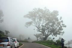 To Munnar! (yashbabar) Tags: kerala tourism travel trip nikond5100 18140mm india vacation misty roads windshield munnar hillstation