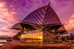 Geelong Sunrise (shivan) Tags: sunrise colorful carousel geelong tokina1116mm geelongsunrise