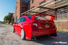 "RAYS VOLK Racing TE37SL White Subaru STI 18x10 +30 • <a style=""font-size:0.8em;"" href=""http://www.flickr.com/photos/64399356@N08/28117382696/"" target=""_blank"">View on Flickr</a>"