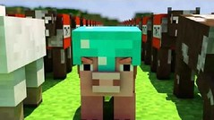 Animals Revenge Mod (Teen Thng Tn) Tags: game 3d minecraft