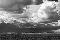 (el zopilote) Tags: jornadadelmuerto socorrocounty newmexico landscape clouds canon eos 1dsmarkiii canonef24105mmf4lisusm fullframe bw bn nb blancoynegro blackwhite noiretblanc digitalbw bndigital wow