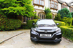 Honda HR-V at Coombe Abbey (Listers Group) Tags: hondahrv coombeabbey honda coventry hrv listers automotive car
