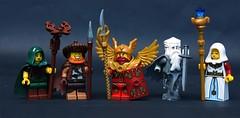 The Fantastic Fantasy Figbarf (Pate-keetongu) Tags: lego moc figbarf minifig minifigs purist