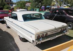 1964 Chevrolet Impala SS hardtop (carphoto) Tags: 1964chevroletimpalass2doorhardtop supersport buckhorncarshow2016 richardspiegelmancarphoto